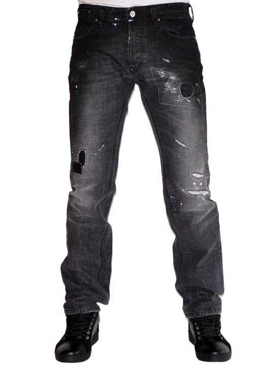 Button Fly Regular Fit Just Cavalli Jeans