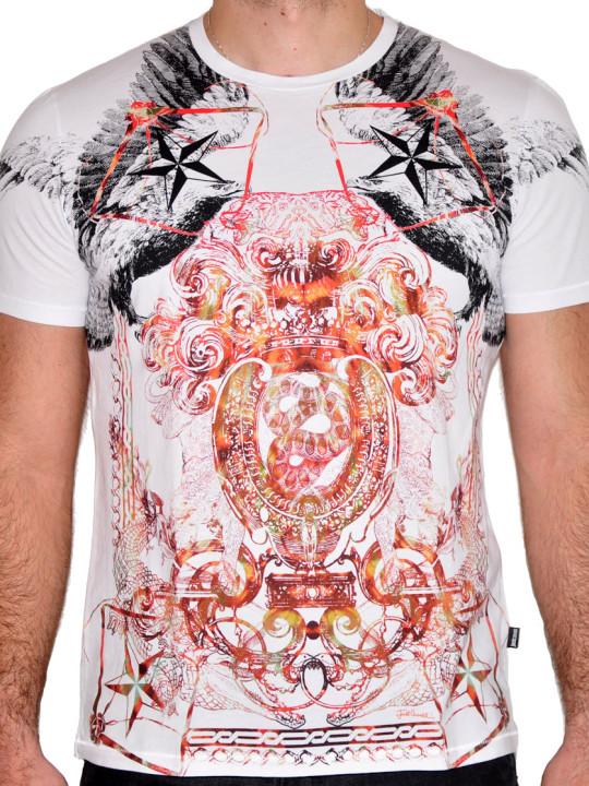 Graphic Short Sleeve Tee Shirt