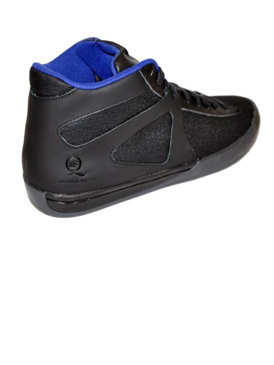 Puma Alexander McQueen Step Mid High-Top Sneakers