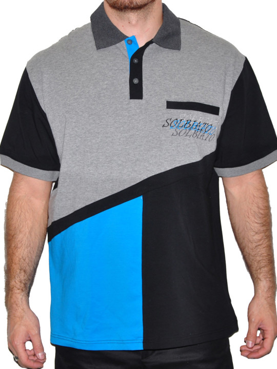 Cotton-Lycra Polo Shirt