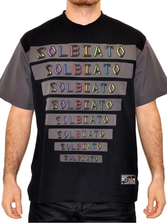 Bond - Solbiato Cotton-Lycra Tee Shirt Nylon Sleeves