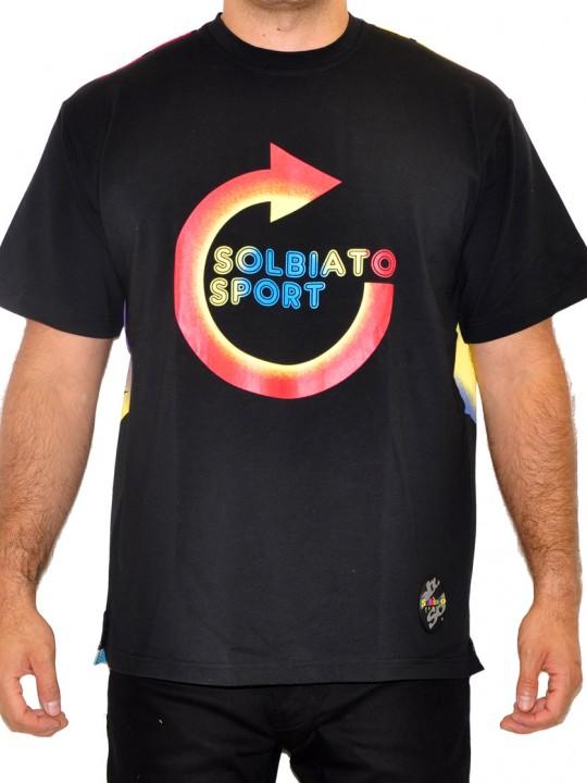 Aura Cotton - Solbiato Lycra Tee Shirt