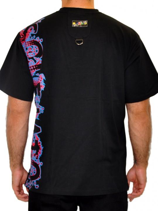 Electro - Solbiato Cotton-Lycra Tee Shirt