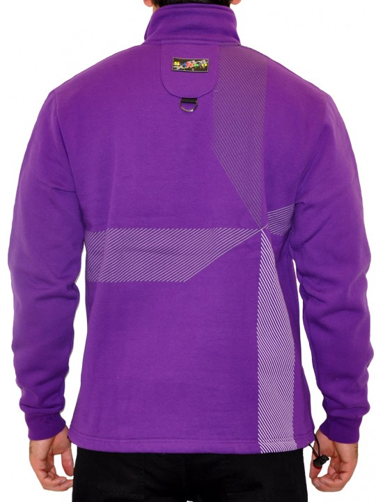 Wind Solbiato Fleece Half Zip Neck