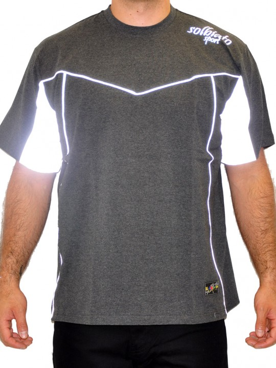 Rico - Solbiato Cotton-Lycra Tee Shirt