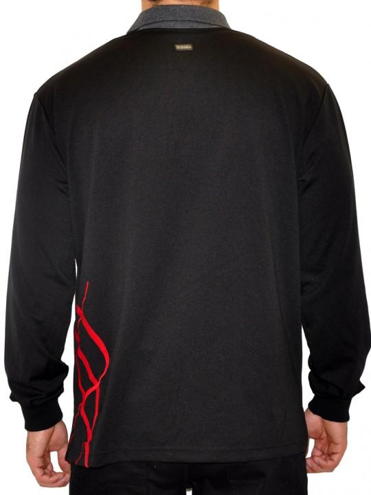 SL-Serp - Solbiato Silver Label Ponti Fabric Polo Shirt