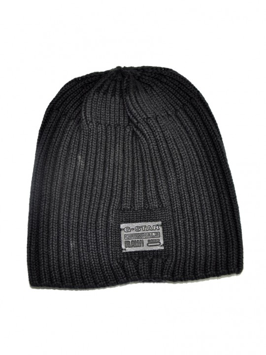 G-star-hat-black-front