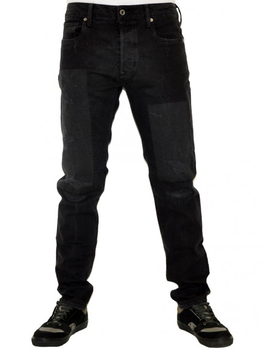 G-Star - Button Fly Slim Fit Jeans