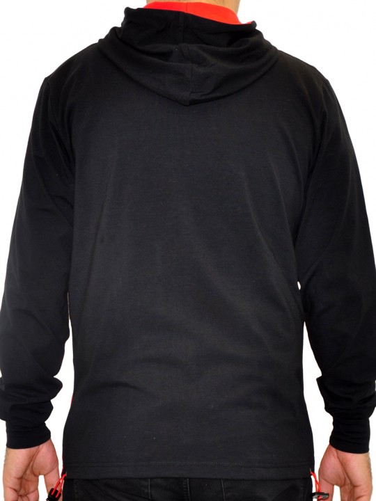 K-Derby Solbiato French Terry Full Zip Hoodie