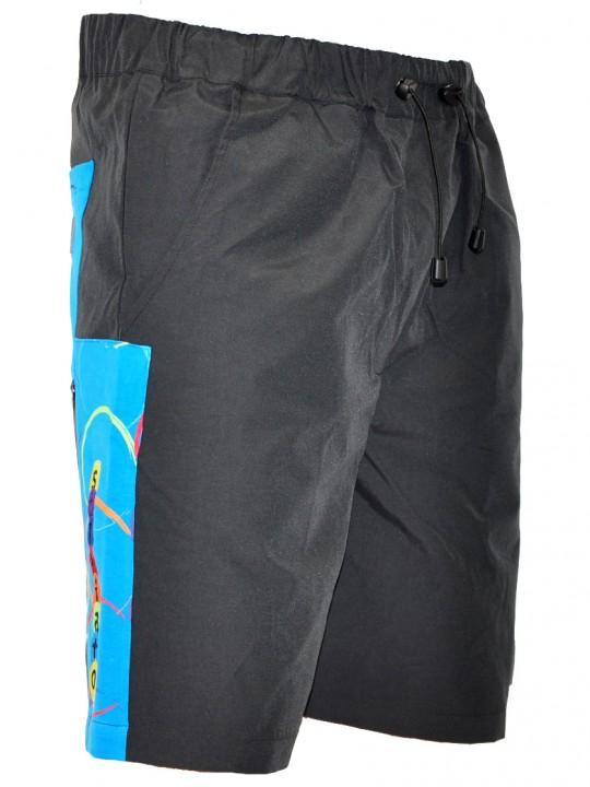 SS16_Solbiato_shorts_Chain_blue_front