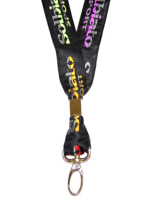 Solbiato Keychain