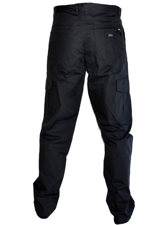 Solbiato Silver Label Faux Cotton Cargo Pants