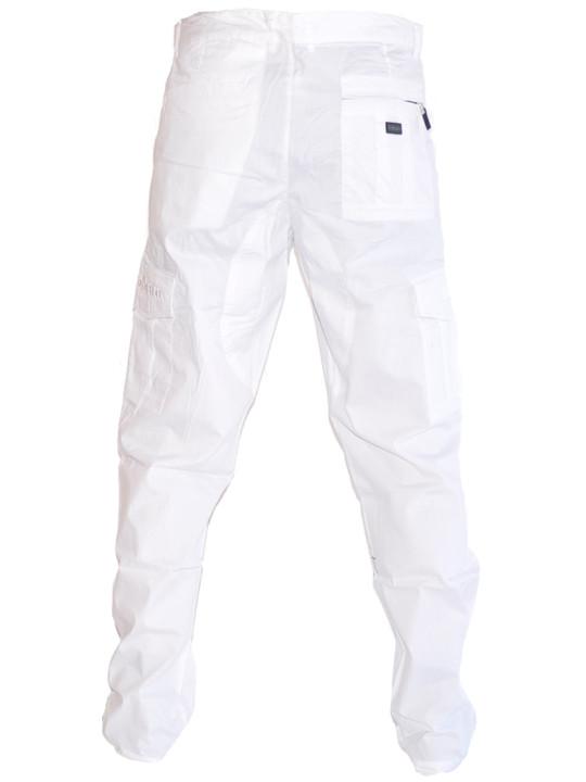 Solbiato Silver Label Faux Cotton Cargo Pants