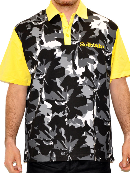 Solbiato, SL-Power, Cotton-Lycra, Polo Shirt