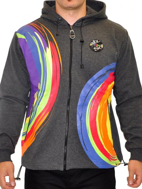 Nuclear - Fleece Full Zip Top