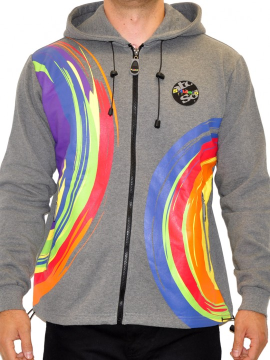 Nuclear - Fleece Full Zip Top