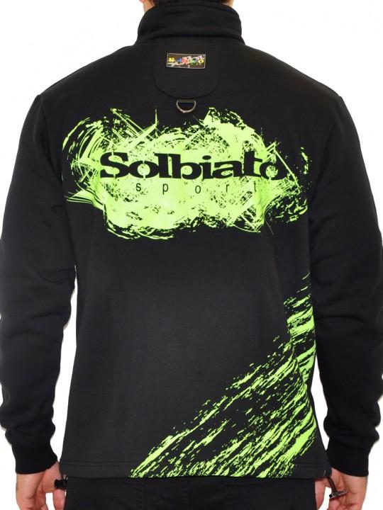 Splash Solbiato Fleece Half Zip Neck