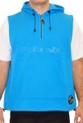 Style Solbiato Fleece Hooded Vest
