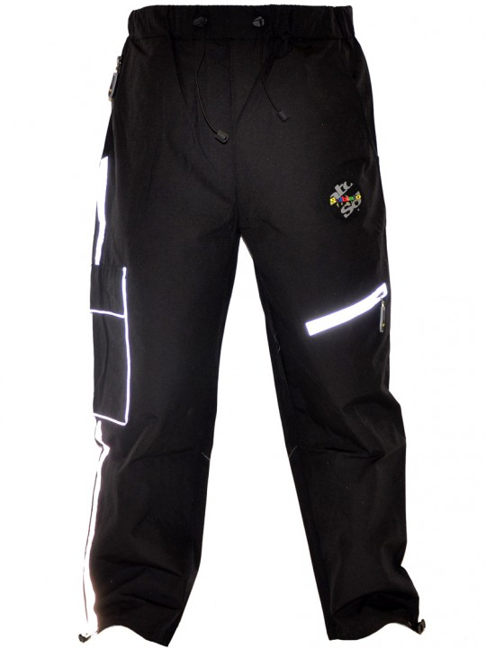 Tomorrow - Solbiato Nylon Sweatpants with Reflective Details