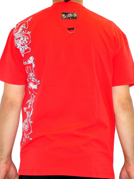 K-Electro - Solbiato Cotton-Lycra Tee Shirt