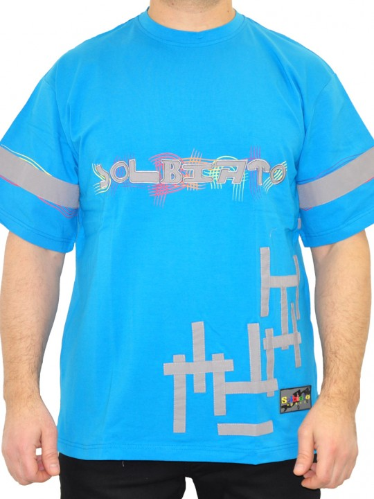 even-ss-tee-blue-front