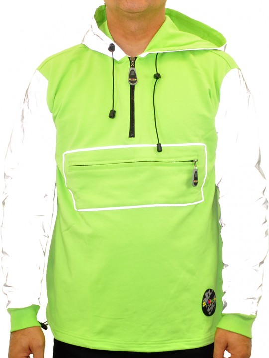 Reply_FT_Hoodie_Lime_Front