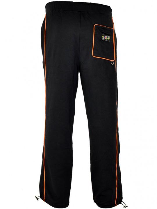 Mile_FT_Sweatpants_Orange_Back
