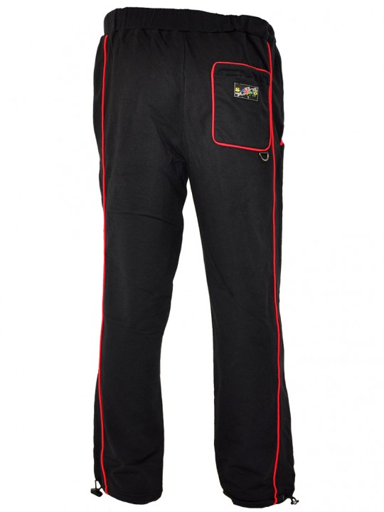Mile_FT_Sweatpants_Red_Back