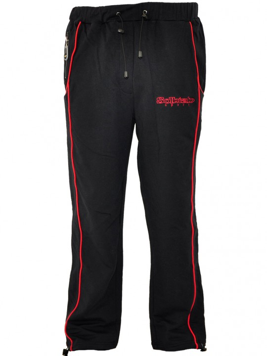 Mile_FT_Sweatpants_Red_Front