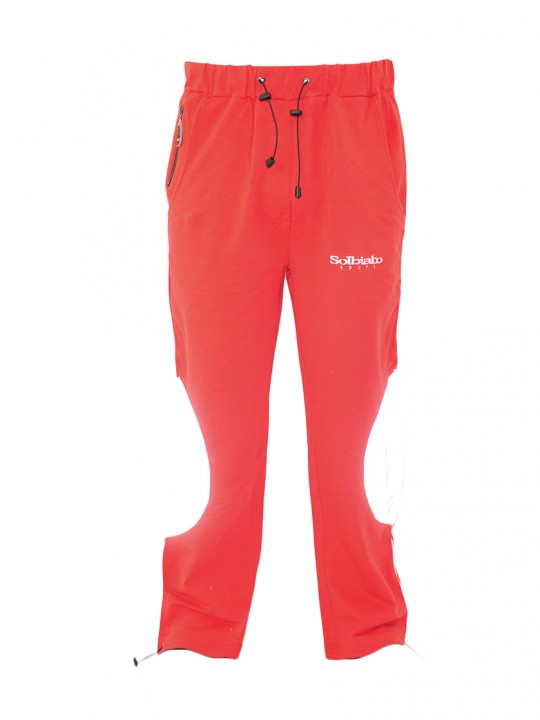 Nest_FT_Sweatpants_Red_Front