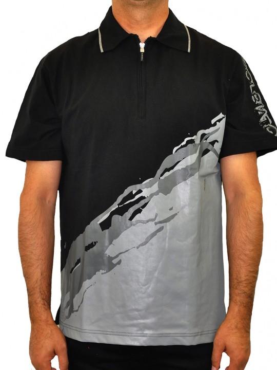 SL-Dice-polo-grey-front