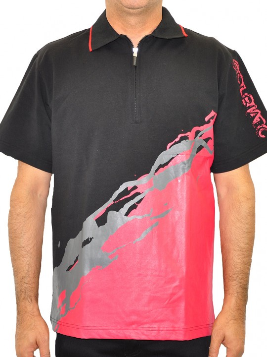 SL-Dice-polo-red-front
