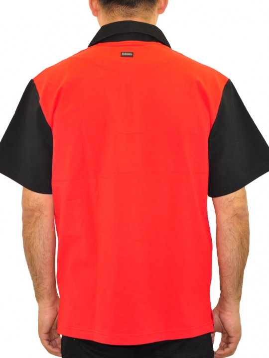 SL-Down-polo-red-back