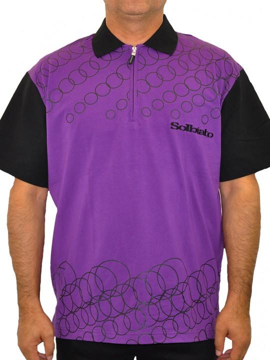 SL-Edge-polo-purple-front
