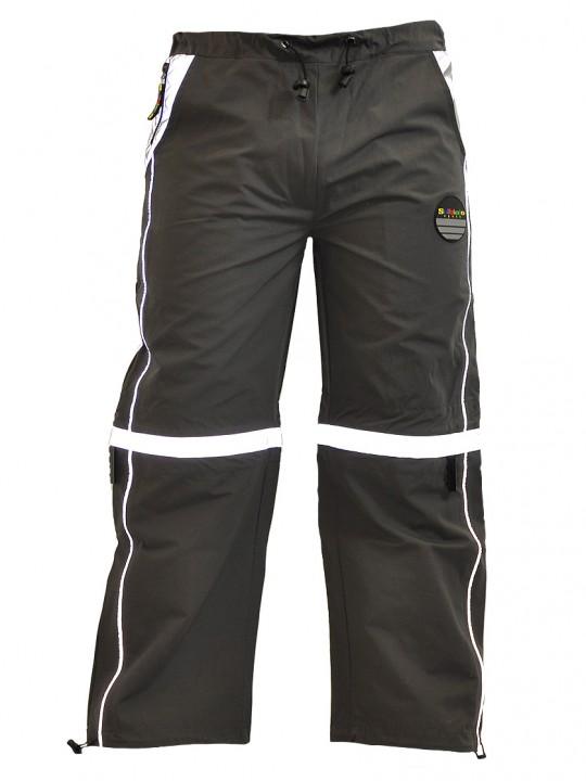 K-Control-nylon-pants-char-front