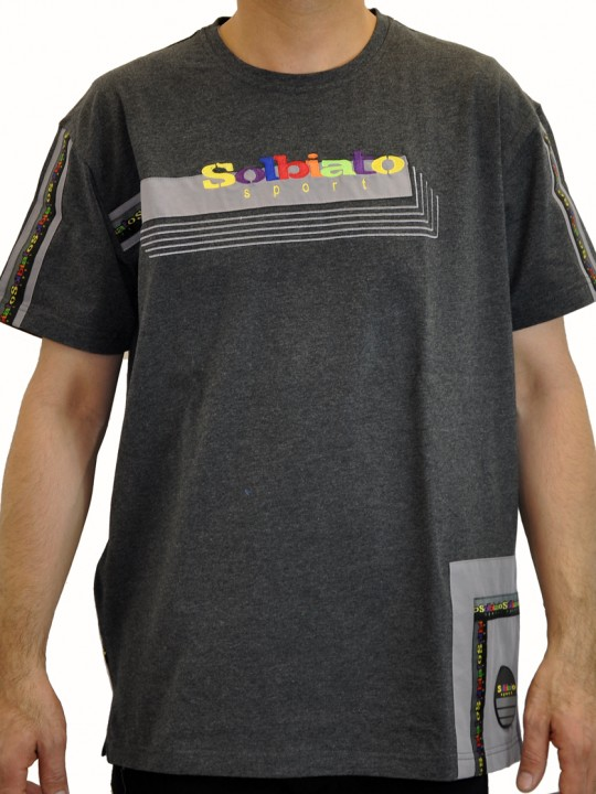 SS-Tee-K-Dash-charcoal-front