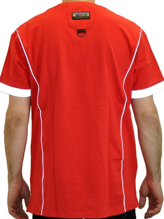 SSK-SPARK-TEE-RED-BACK