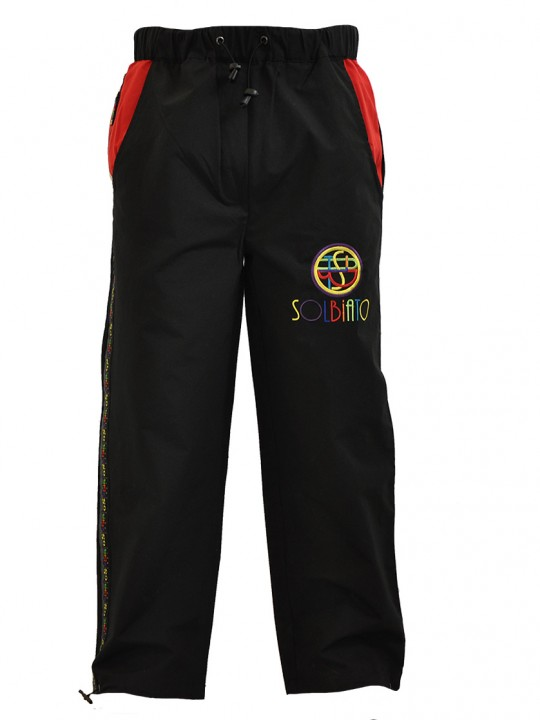 Tab-nylon-pants-red-front