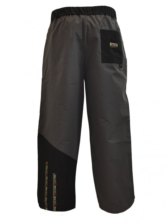 Turbo-nylon-pants-char-back