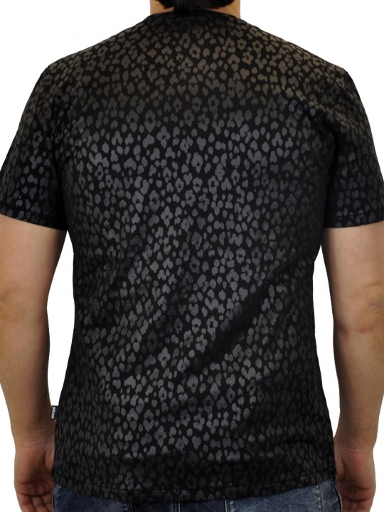 Just-Cavalli_Polo_SnakeSkin_BLK_BACK