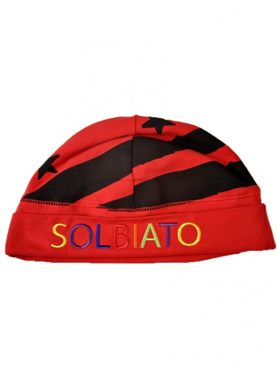 SOLBIATO_SPORT_SS18_HATTS_COLOMBIA_RED_FRONT