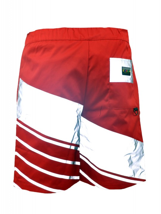 Solbiato_Sport_SS18_Shorts_DOLCE_RED_BACK