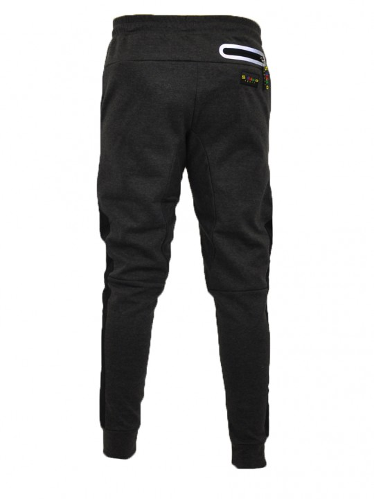 SOLBIATO_SPORT_FW18_JOGGERS_EIGHTH_CHR_BACK