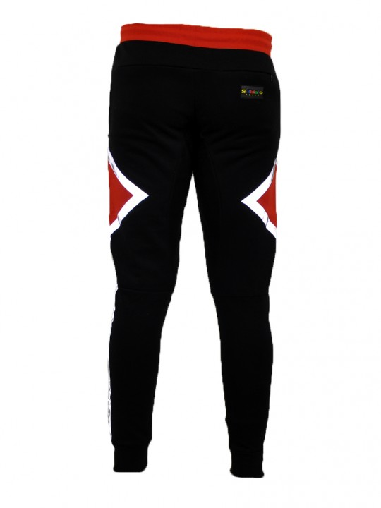 SOLBIATO_SPORT_FW18_JOGGERS_FLUSH_RED_BACK