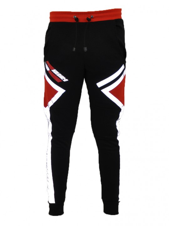 SOLBIATO_SPORT_FW18_JOGGERS_FLUSH_RED_FRONT
