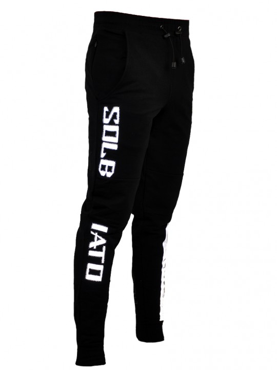 SOLBIATO_SPORT_SS19_BOTTOM_JOGGERS_ROAD_BLK_FRONT