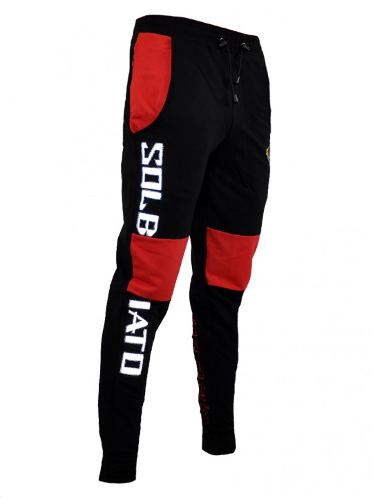 SOLBIATO_SPORT_SS19_BOTTOM_JOGGERS_ROAD_RED_FRONT