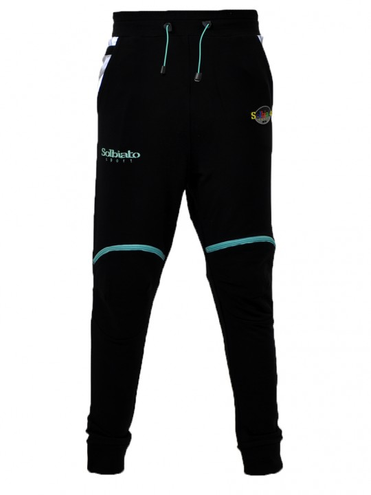 SOLBIATO_SPORT_SS19_JOGGERS_NEAT_TEAL_FRONT