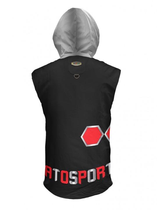 Solbiato_Sport_FW19_Top_Vest_BLK_Bees_Back
