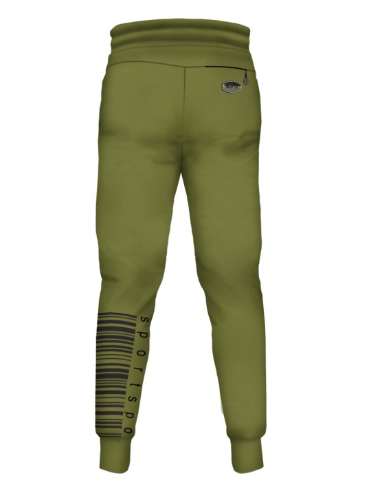 SOLBIATO_SPORT_SCAN_ARMY_PANTS_JOGGERS_BACK
